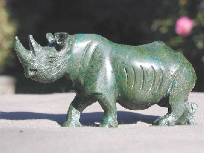 Rhino of the Pleasant Countenance